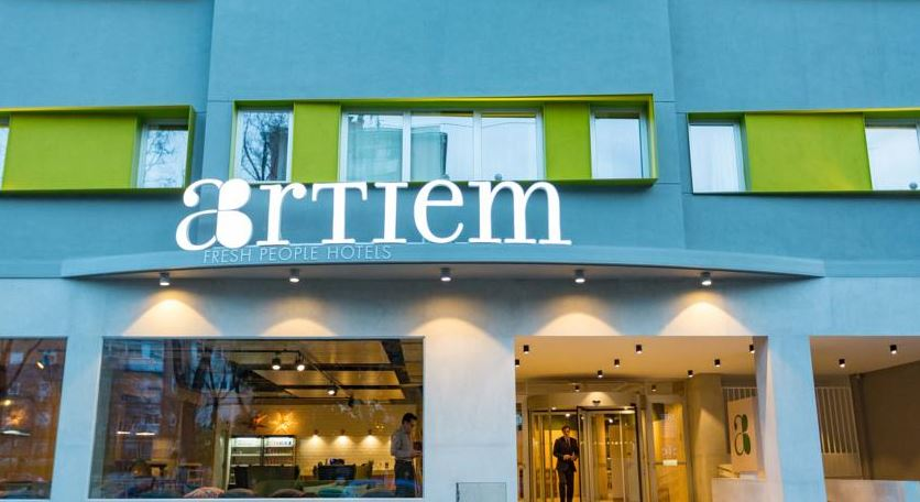 Hotel Artiem Madrid, Spain