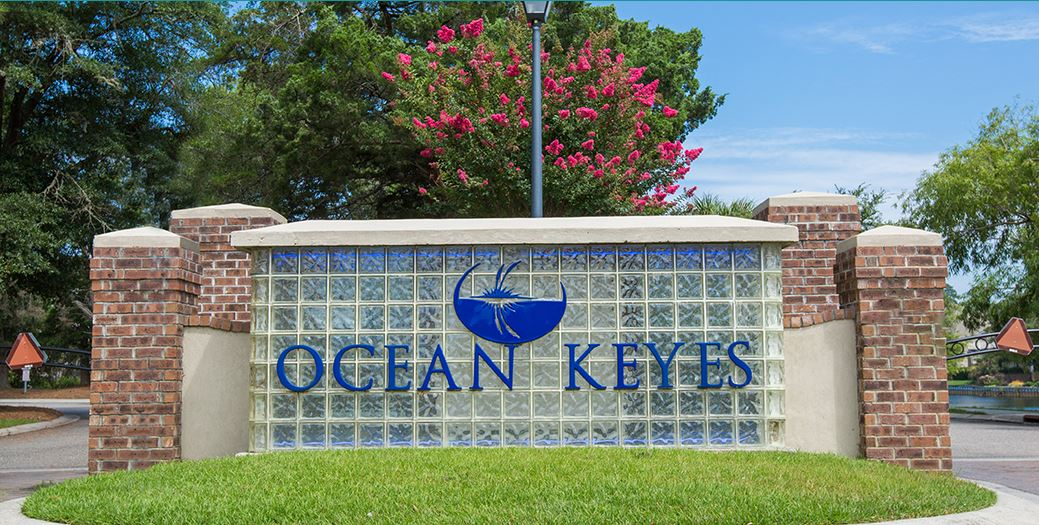 Ocean Keyes community, South Carolina