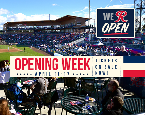 Tacoma Rainiers Summit Club Season Tickets