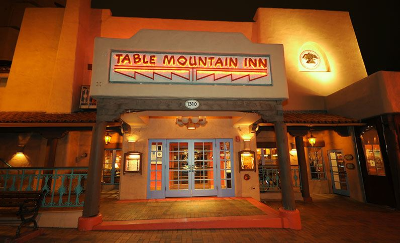 Table Mountain Inn, Golden, CO
