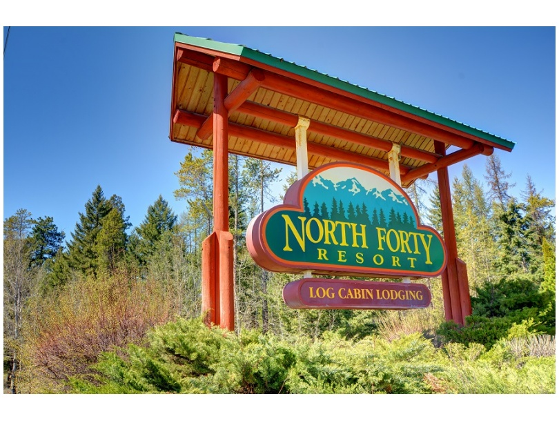 North Forty Resort in Columbia Falls, MT
