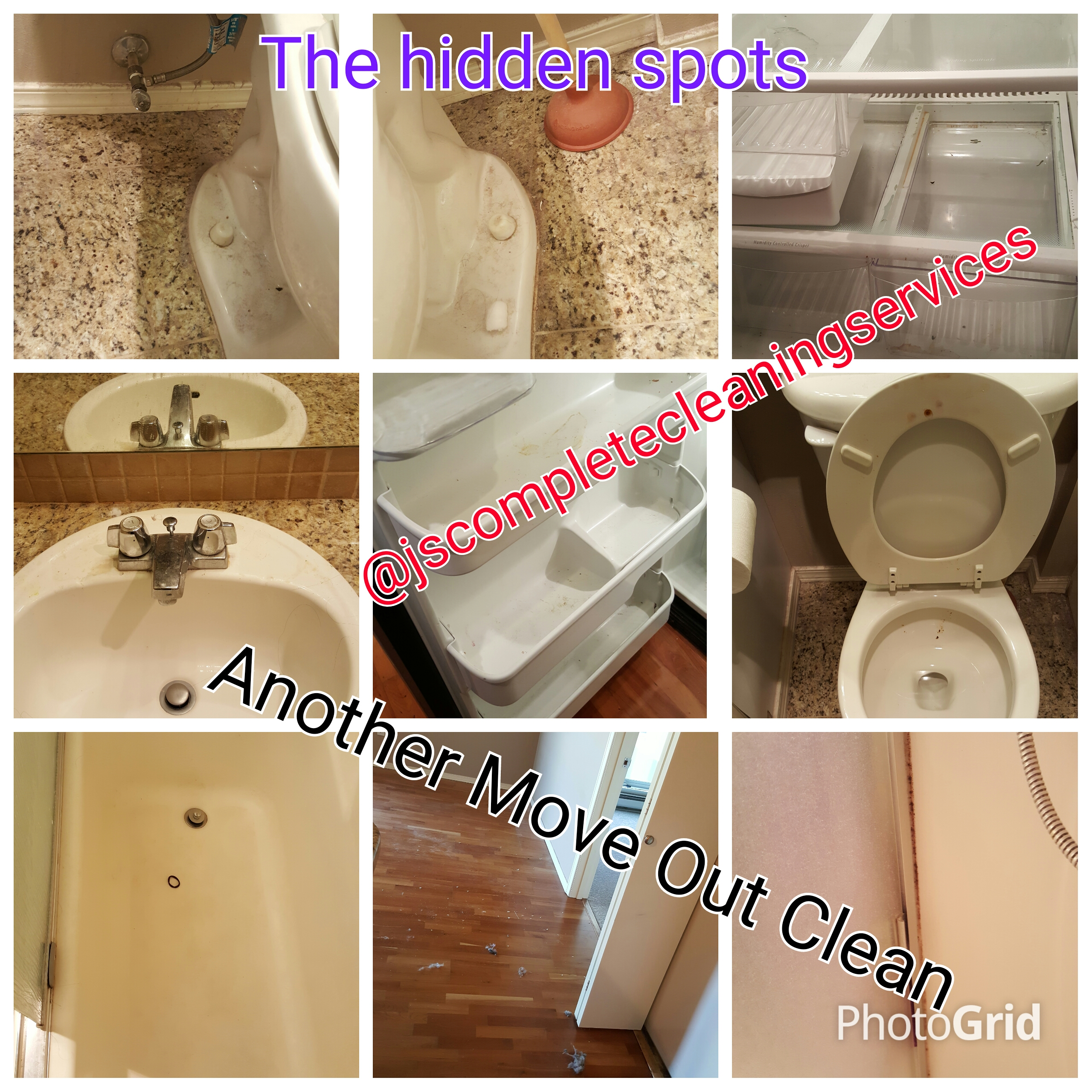 Real Estate Turnover Clean