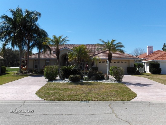 Spring House Rental in Sarasota, FL