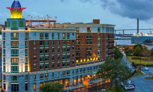 Homewood Suites by Hilton Savannah Historic District/ Riverfront