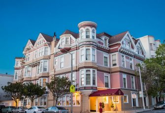 Queen Anne Hotel in San Francisco, CA