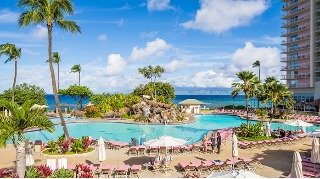 Maui's Ka'anapali Beach Club 6/9 - 6/16