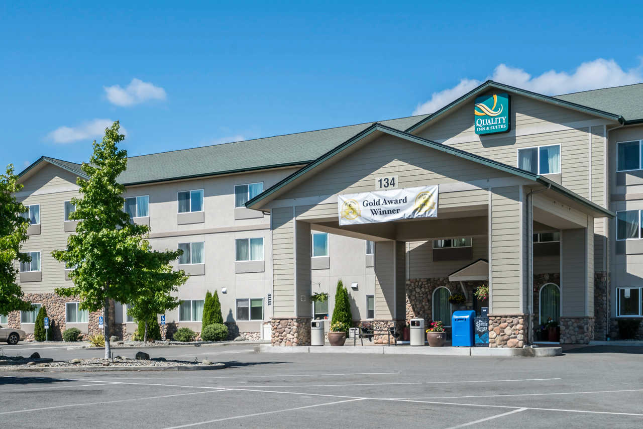 Sequim Quality Inn & Suites