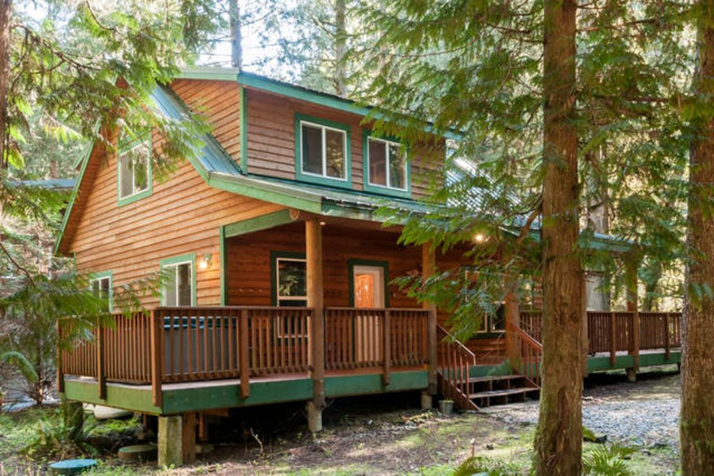 Mt. Baker Vacation Rental in Glacier, WA