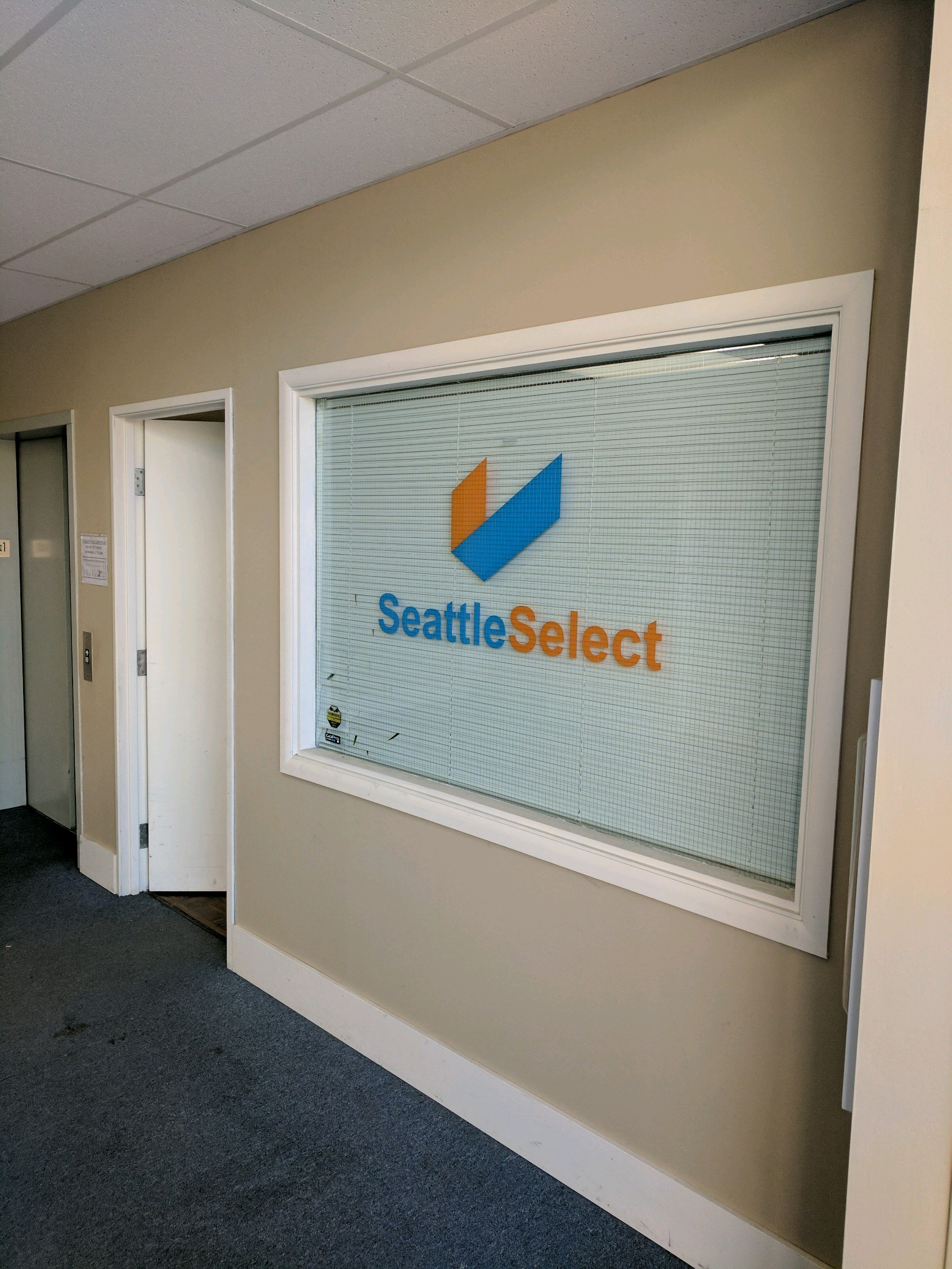 Seattle Select Storage Vault