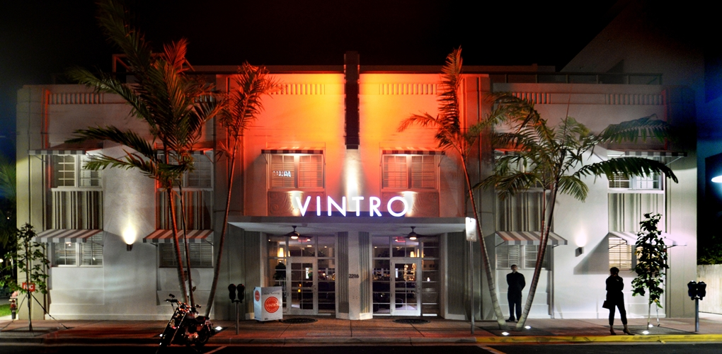 Vintro Hotel in Miami Beach, Florida
