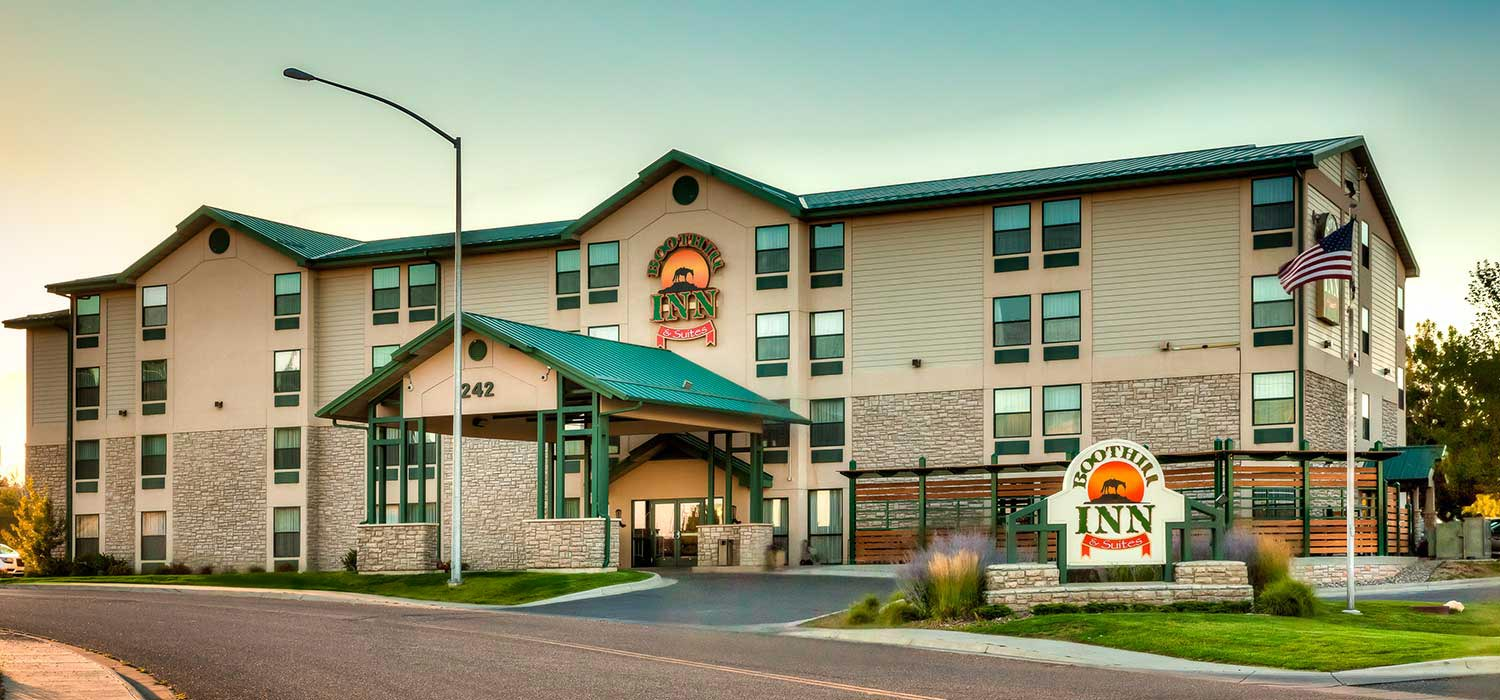 Boothill Inn & Suites, MT
