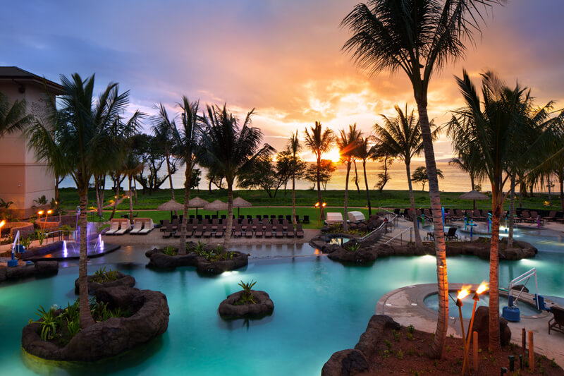 The Westin Nanea Ocean Villas in Maui, HI 4/7/18-4/14/18