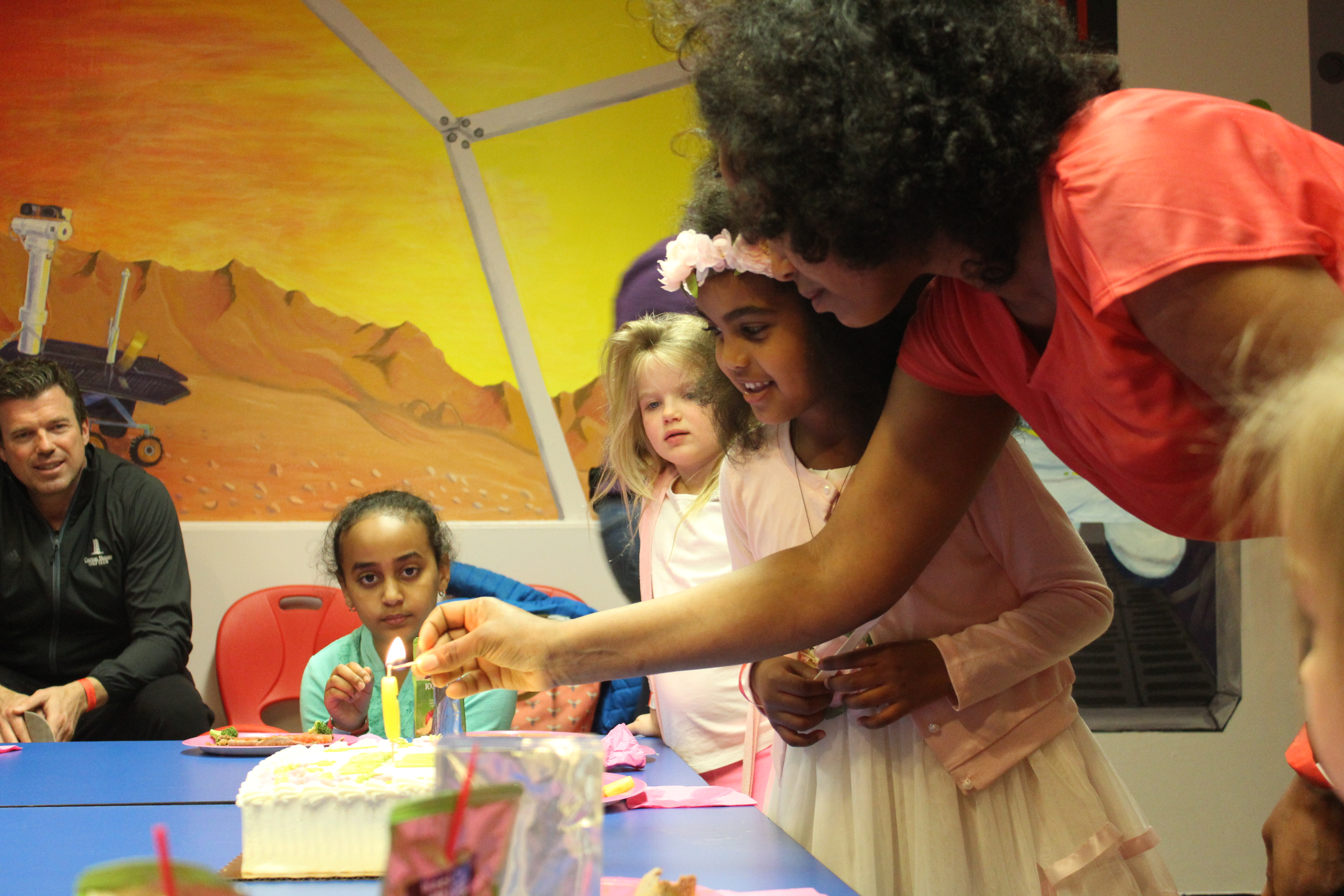 Host a Birthday Party at Seattle Children's Museum!