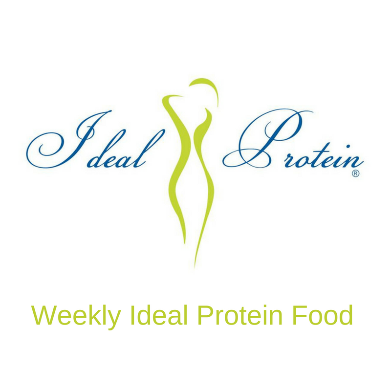 Weekly Ideal Protein Food