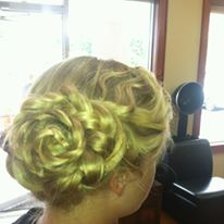Special Occasion Style at 1630 Hair Artisans