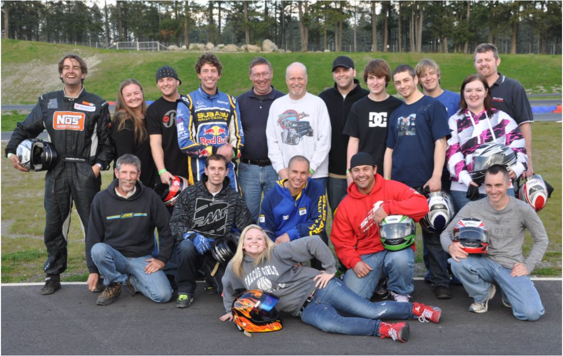 Weekday Corporate Event at PGP Mototsports Park