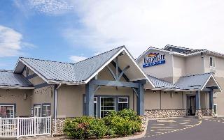 Baymont Inn and Suites in Spokane, WA