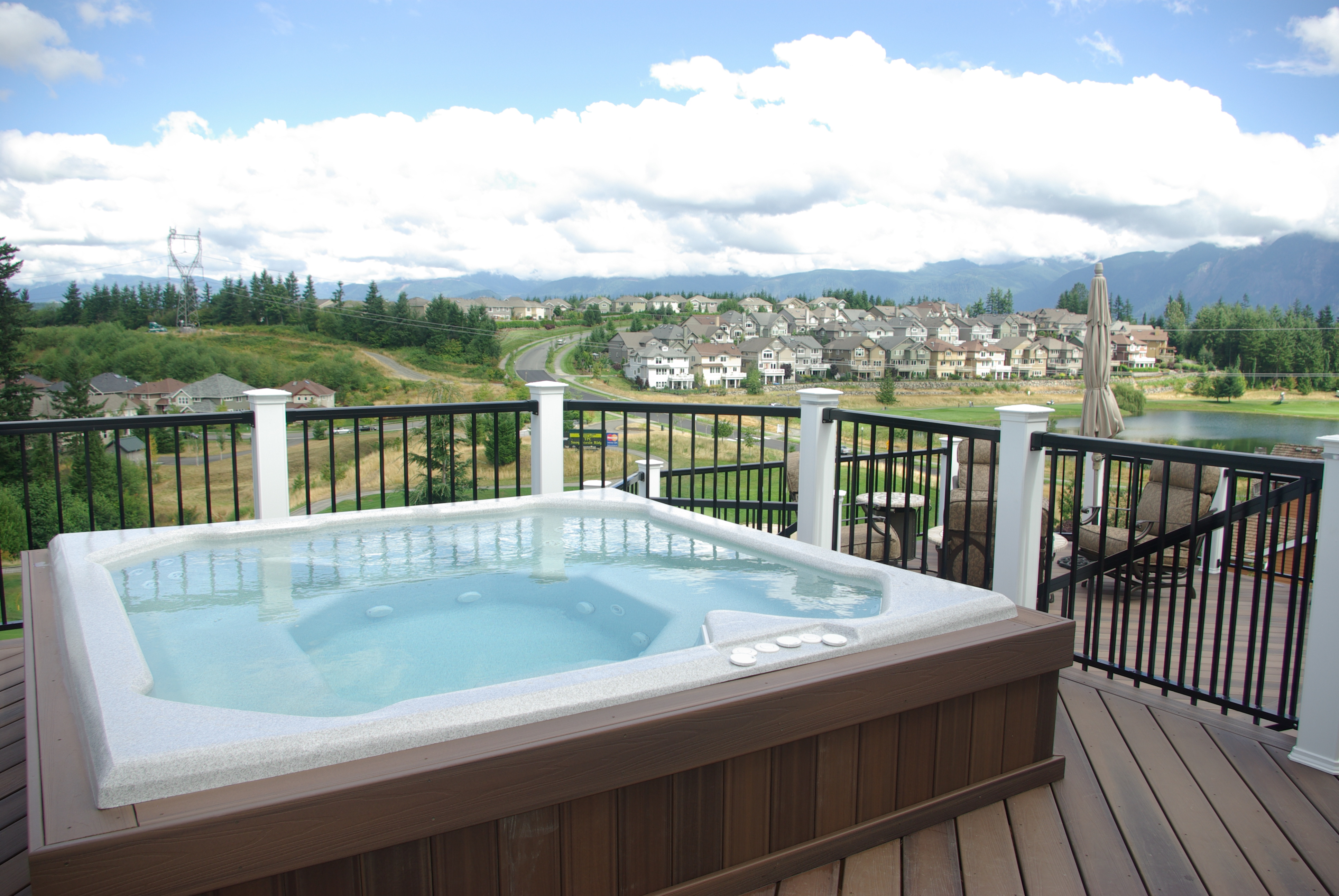 Hot Tub and Spa Sales, Repairs, and Servicing