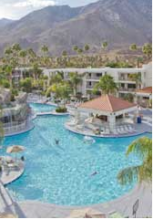 Palm Canyon Resort- Palm Springs, CA