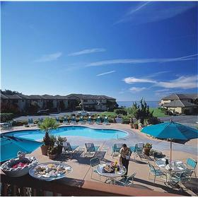 Seascape Beach Resort in Monterey Bay, California
