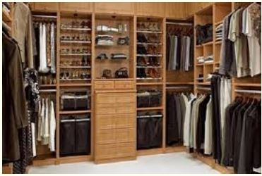 Custom-Built Closets, Home Offices, and Pantries