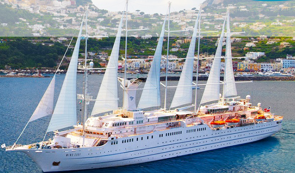 Windstar Cruises: Caribbean Crossing 11.11.2018