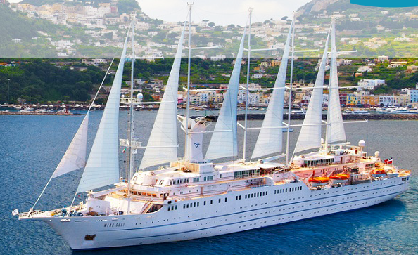 Windstar Cruises: Charms of French & Spanish Rivieras Departs 10.27.2018