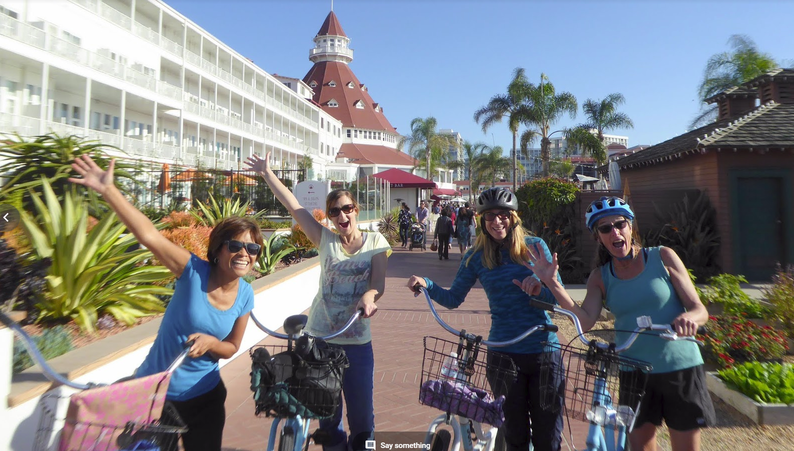 Coronado Island Biking Tours To Secret Spots