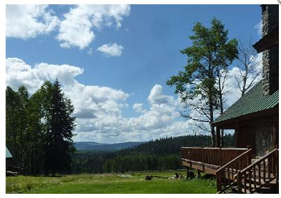 Montana Hill Ranch in British Columbia