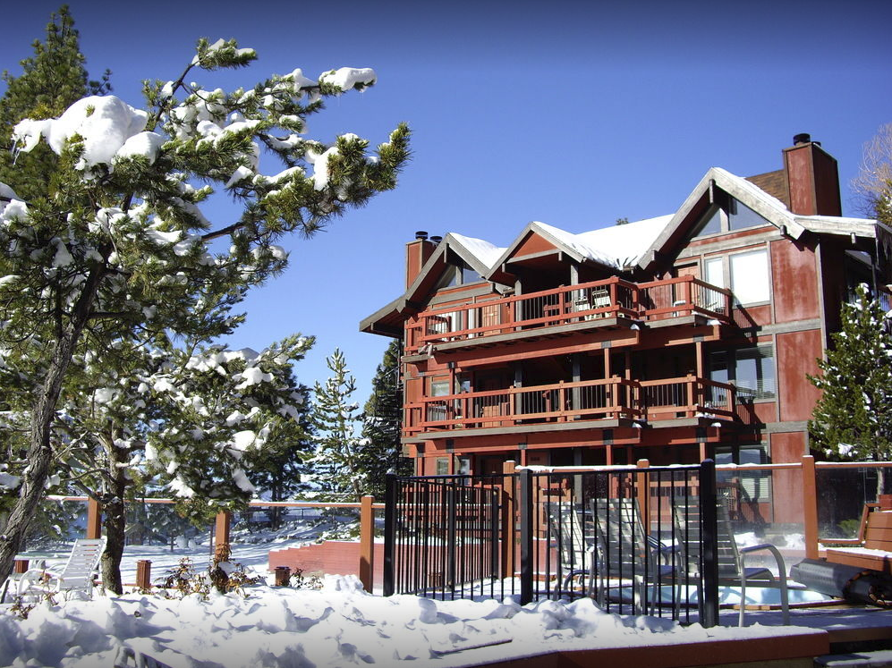 2 Bedroom Condo at Lake Tahoe Available 11/18/2018 - 11/25/2018
