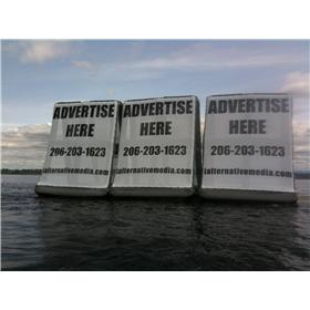 "iAM ""Phibious"" Billboards (Land/Water Billboards)"