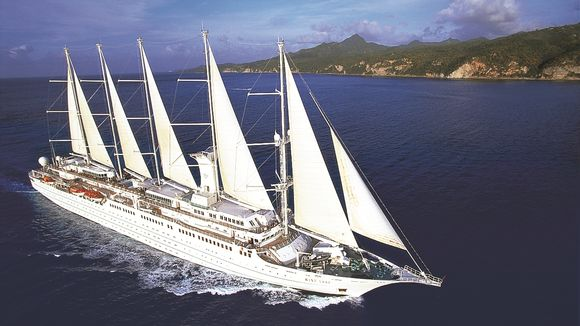 Windstar Cruises: The Caribbean 12.8.2018