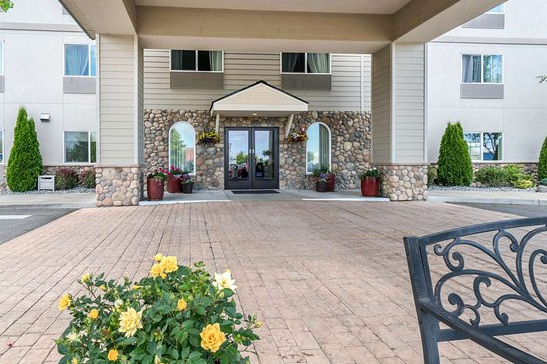 Golf Package- Sequim Quality Inn