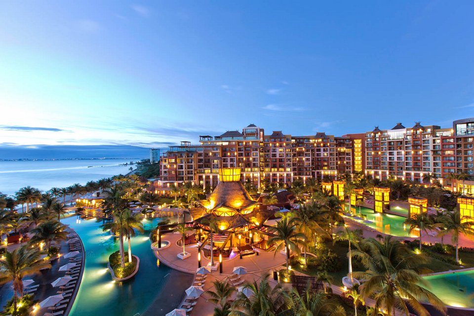 Villa Del Palmar Resort in Cancun, Mexico - All Inclusive Available