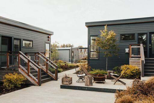 Lodges on Vashon in Vashon, WA
