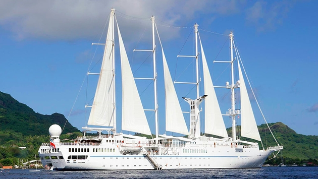 Windstar Cruises: Coral Sea Crossing 2/29/2020-3/7/2020