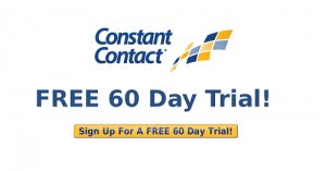 FREE 60 DAY TRIAL: Constant Contact