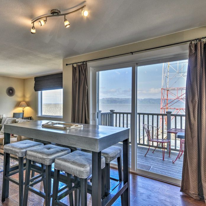 Astoria, OR Waterfront Condo