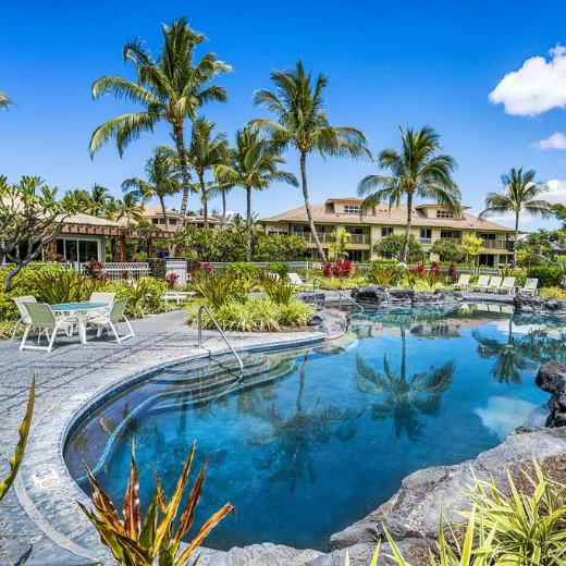 Waikoloa Beach Villa, HI
