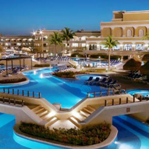 Hard Rock Hotels—All Inclusive: Los Cabos, Riviera Maya, Cancun, Vallarta & Punta Cana