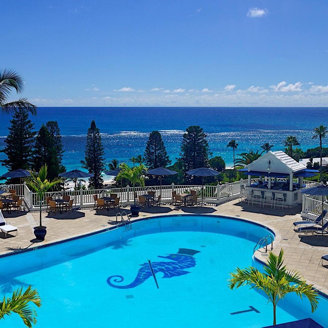 Elbow Beach Resort & Spa in Beautiful Bermuda