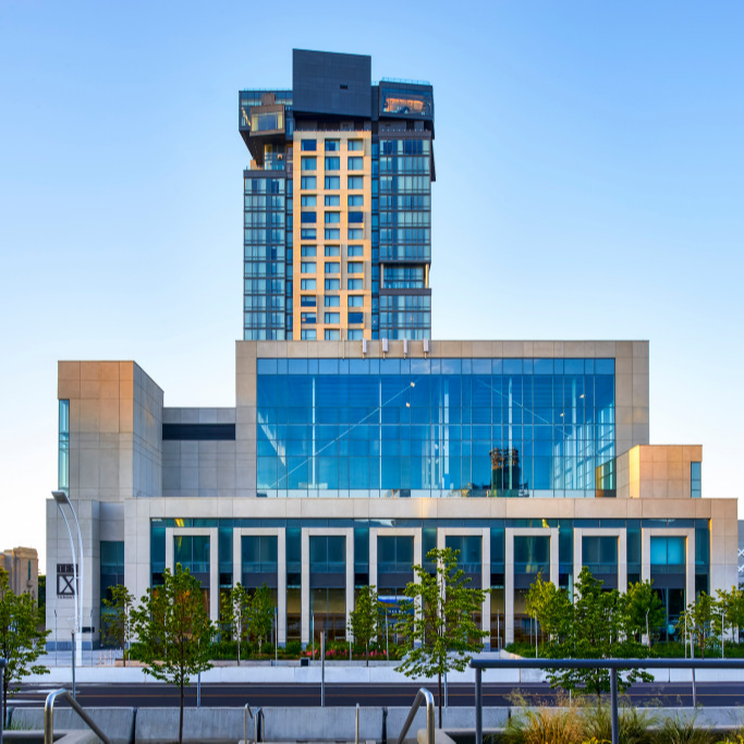 Hotel X in Toronto
