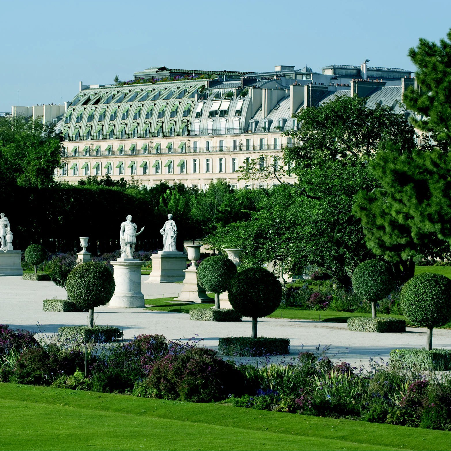 Le Meurice in Paris