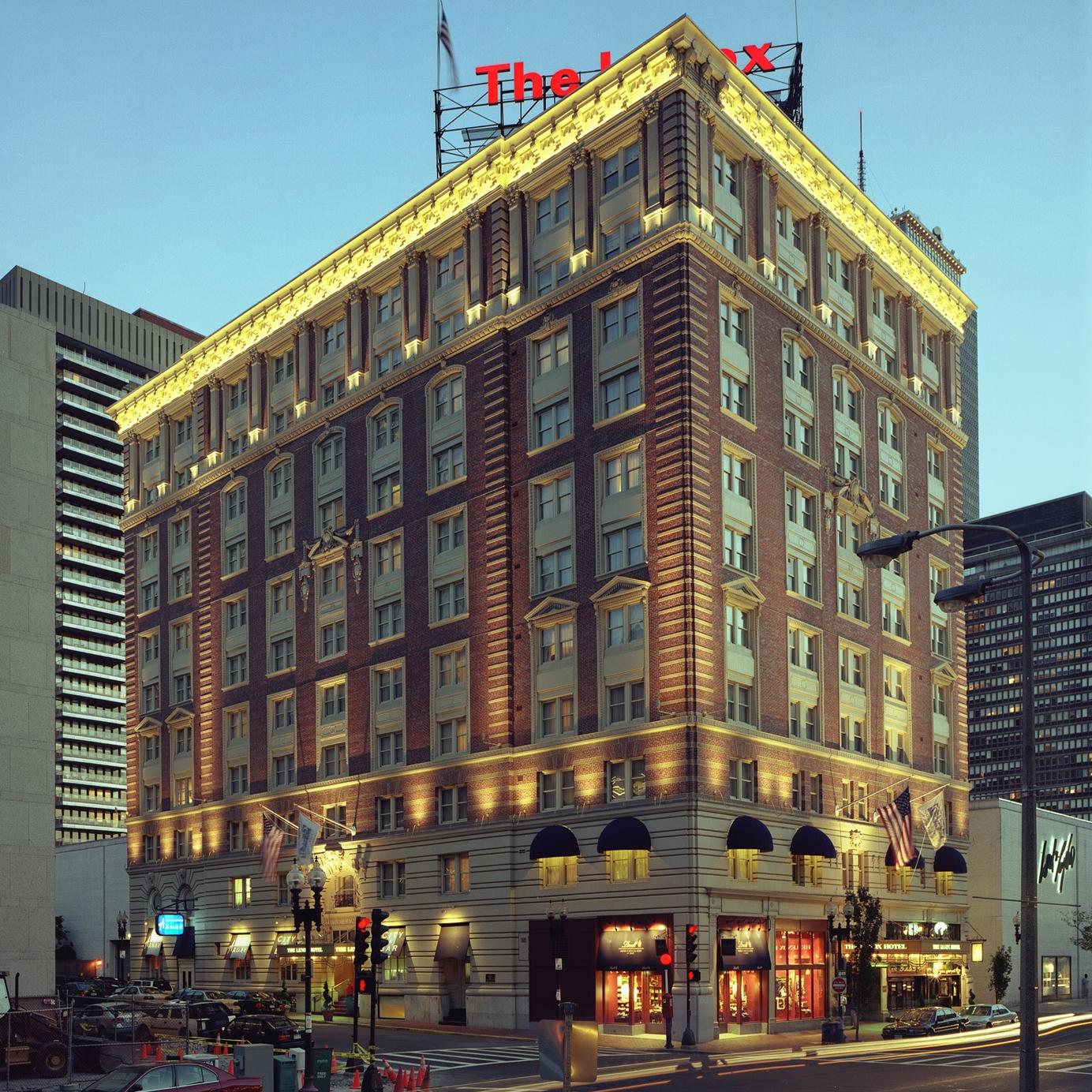 The Lenox in Boston, MA
