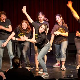 Jet City Improv | Event Entertainment