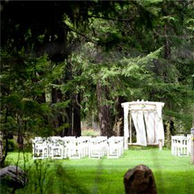 Moon Mountain Wedding Destination in Packwood, WA
