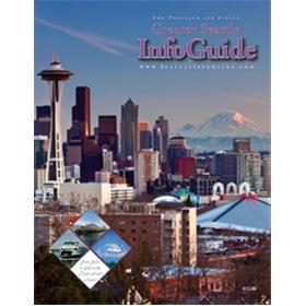 Front Cover of the Greater Seattle InfoGuide