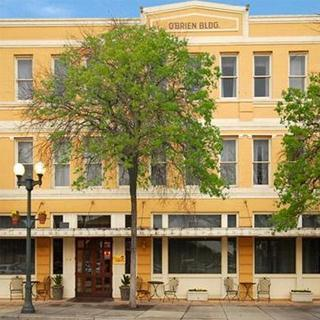 O'Brien Historic Hotel in San Antonio, Texas