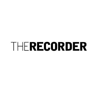 The Recorder Media for Bay Area Legal Professionals