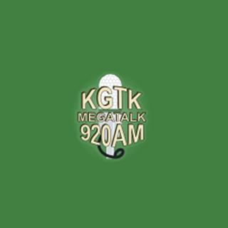 KGTK 920 AM Radio Advertising